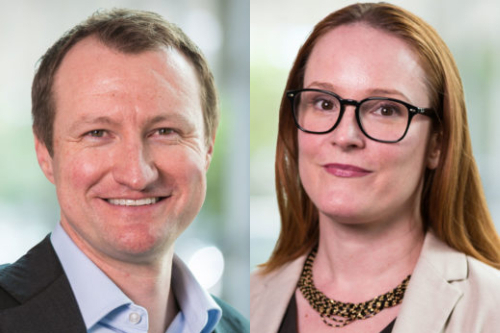 Arch reveals two executive hires