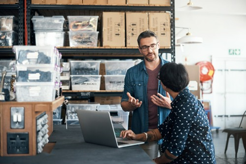 What do small businesses think of Allstate, State Farm and top insurers?