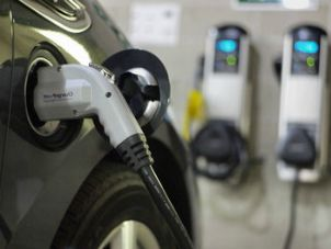 Electric Vehicle Charging Station Insurance