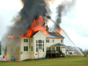 Fire Insurance vs Homeowners Insurance